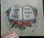 Home is where your books are