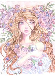 Flower Dream by Aphilien