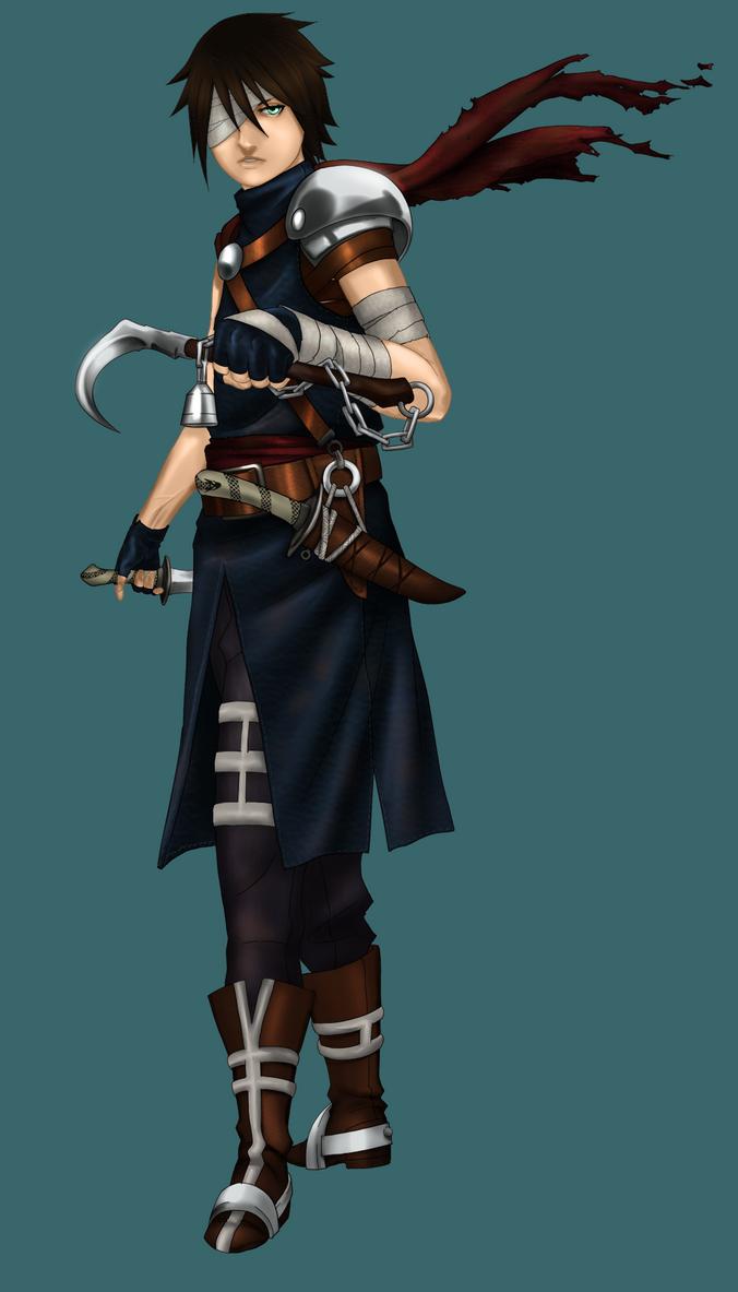 Fantasy Earth Zero Scout by KazeBR