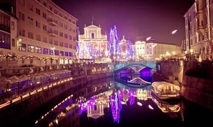 The Magical Ljubljana
