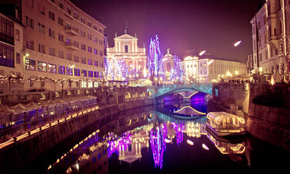 The Magical Ljubljana by ANEJ007