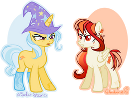 Mlp Fim adoptables CLOSED by PrismNote