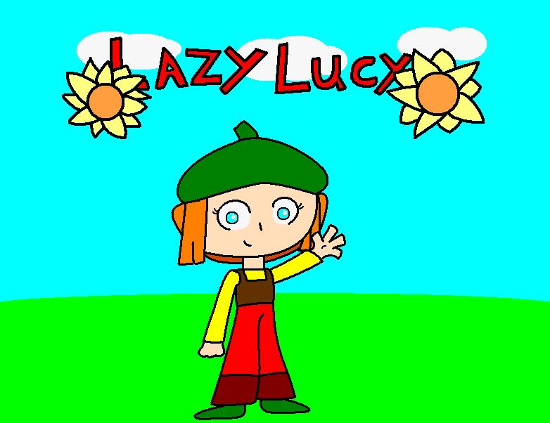 Lazy Lucy1
