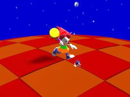 Tiny Sonic Chase 2 by ConkerGuru