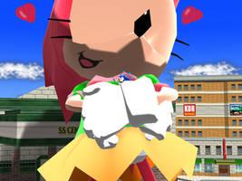 Hugging Time 2 by ConkerGuru