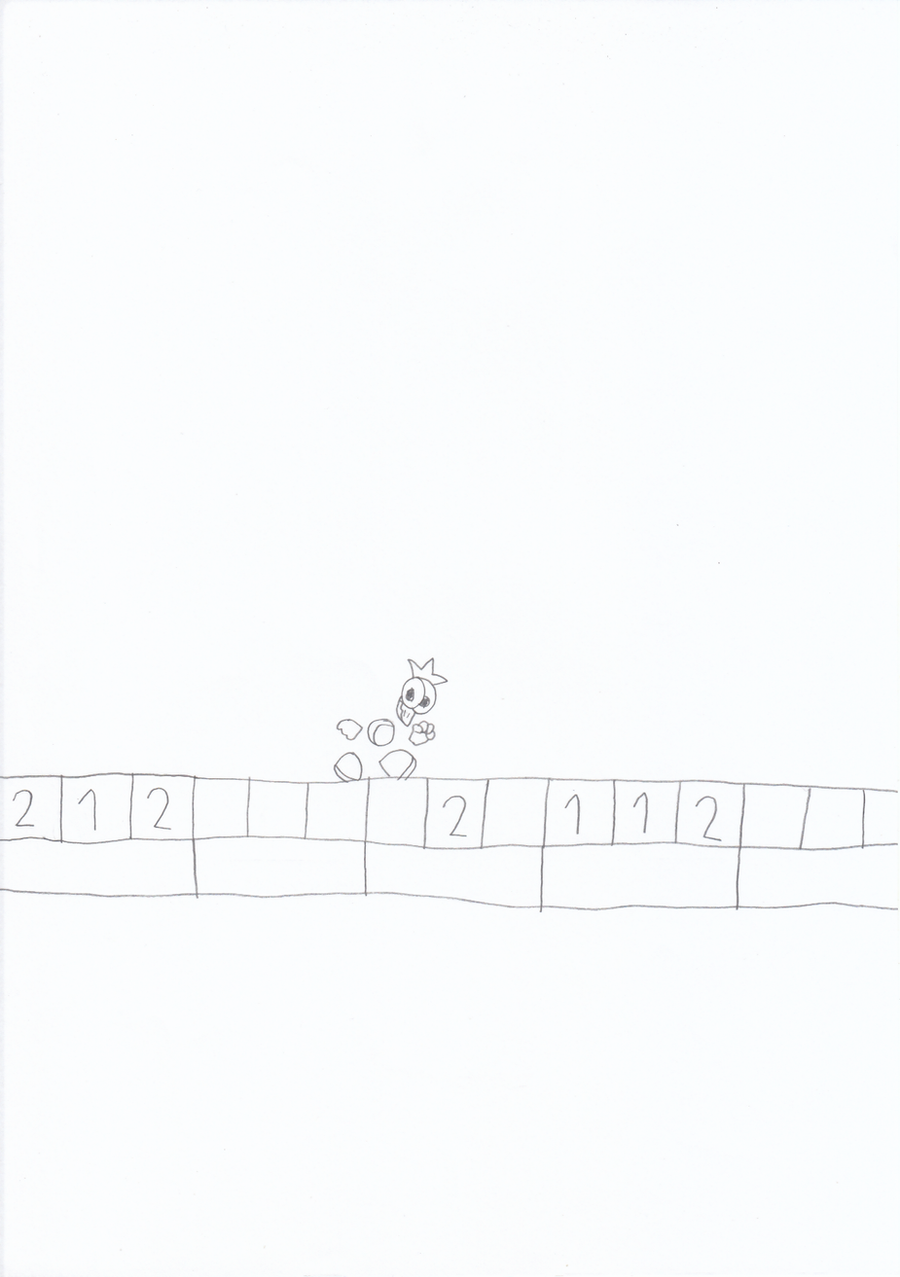 Weirdo's Forest(Concept5) by ConkerGuru