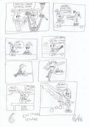 Jim and His Friends Page 6 by ConkerGuru