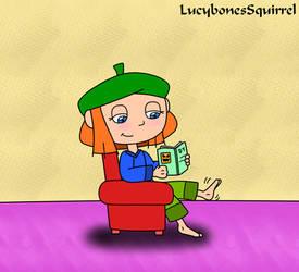 Reading time by ConkerGuru