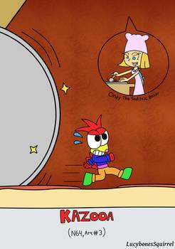 Kazooa N64 Artwork3