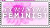 Feminine by HeartsPocky