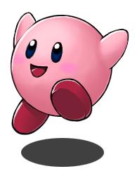 Brawler - Kirby by Neslug