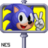 Sonic Cleared Act 1 by Neslug