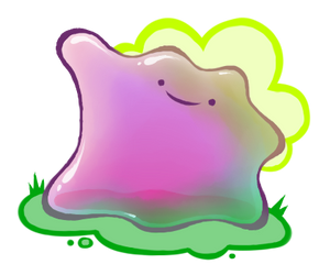 Wild Ditto Appears by Neslug