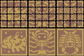 GSC Hoenn Puzzle Panels