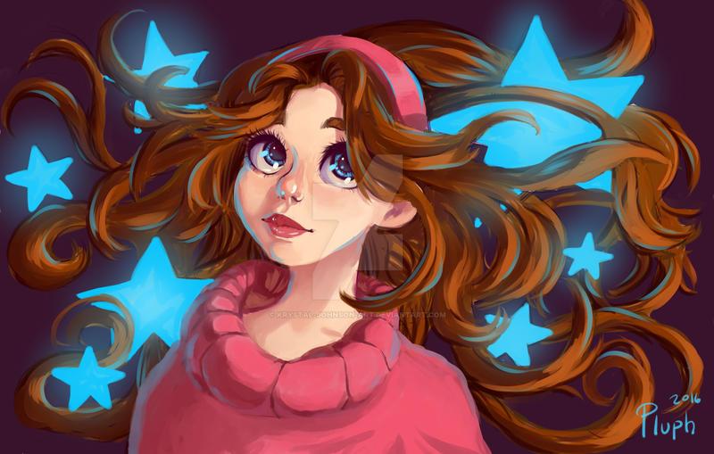 Star Child by InuGurl107