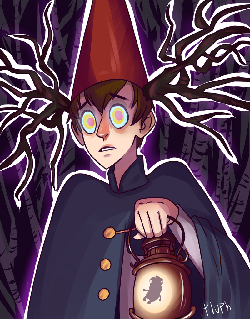 Beast Wirt by Krystal-Johnson-Art