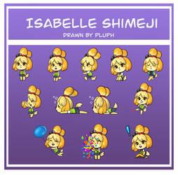 Isabelle Shimeji