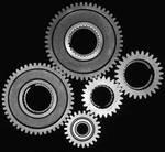 Gears - texture