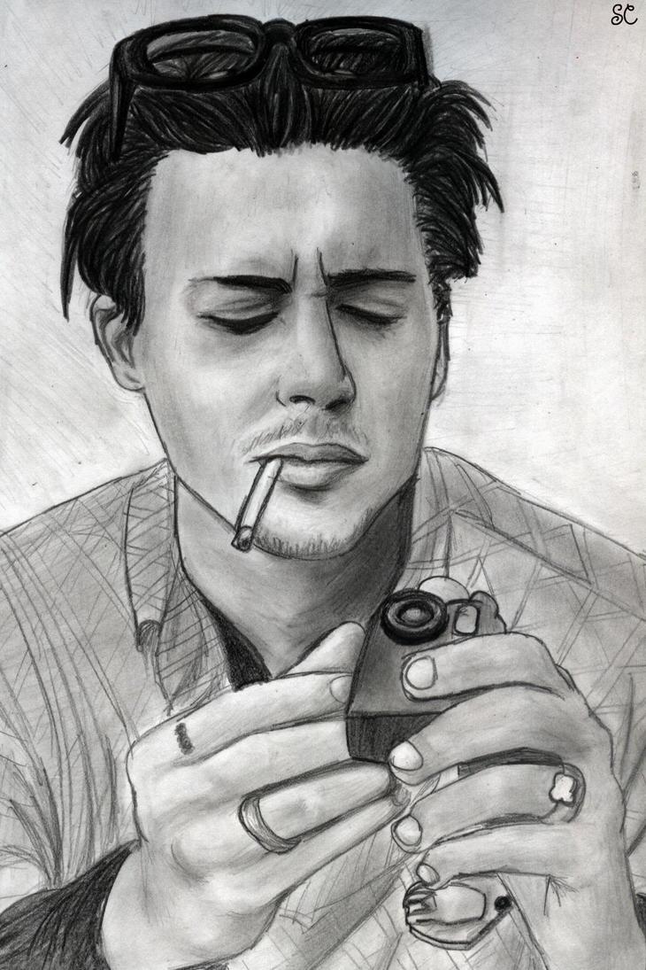 Johnny_Depp by VanDortLover