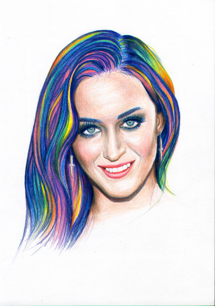 Katy Perry By Correlation On Deviantart