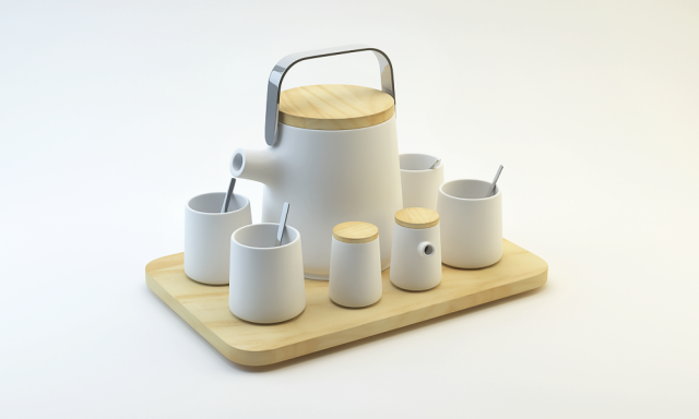 Modern kitchen accessories by cuberon on deviantart for Modern kitchen decor accessories