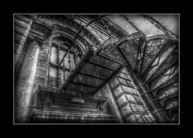 Goth stairs by akseiya