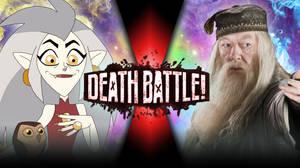 Eda Clawthorne VS Albus Dumbledore