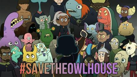#Save The Owl House