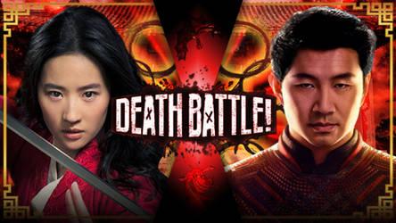 Fa Mulan VS Shang-Chi