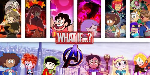 Fanmade What If - Season 1