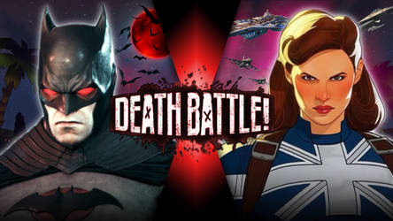 What If Batman VS Captain America was changed?
