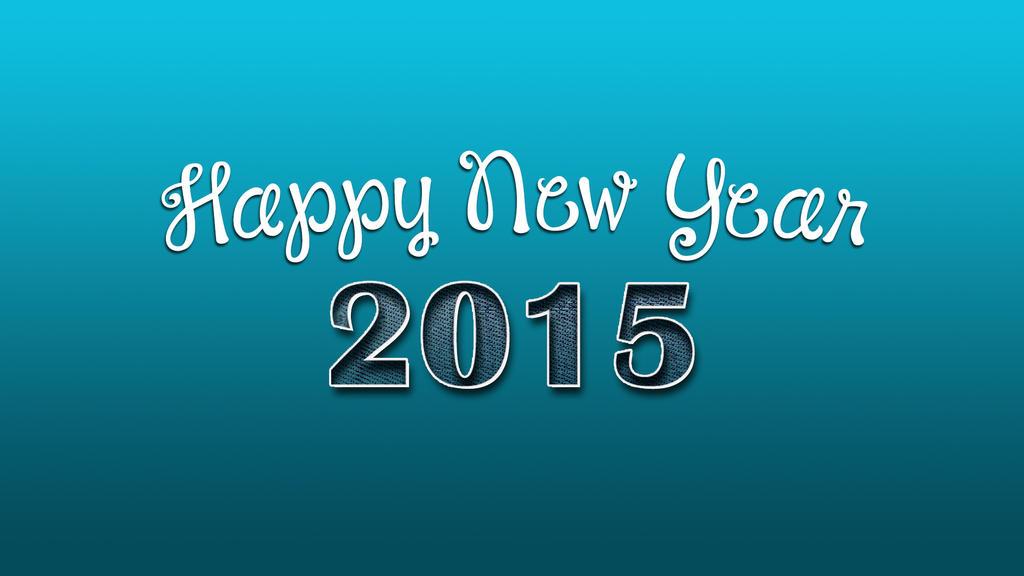 Happy New Year 2015 by whiteroselady