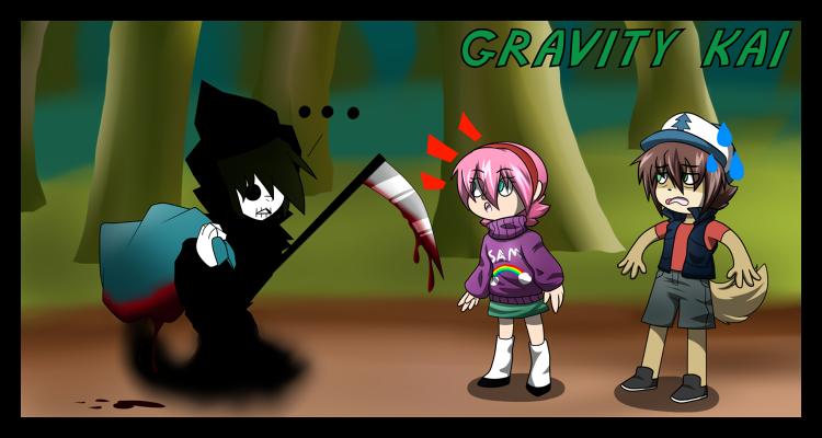 Gravity Kai by RaxkiYamato