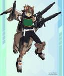 Gundam Guison Rebake Full City Suit (MG)