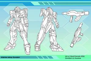 Gundam Custom MS: Artemie Astray