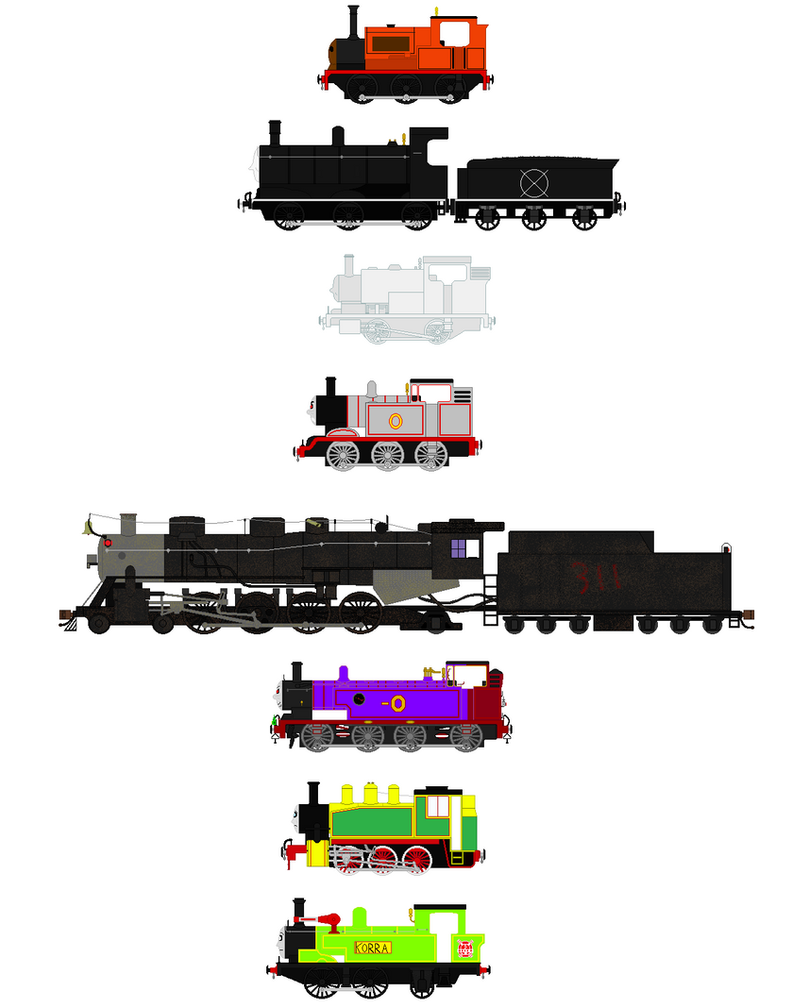 Thomas And Friends Engines Thomas Free Engine Image For