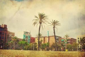 beach town IV by denya-ukr