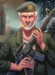 Left 4 Dead - Bill Overbeck