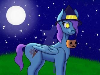 Happy Halloween by IrisBlue16