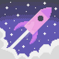 Rocket (2019) (NF2U) by IrisBlue16