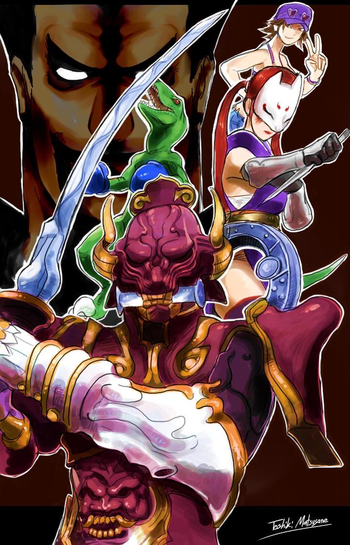 Tekken Tag Tournament 2 Favorites by HakuryuVision on ...