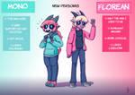 New personas (read description)
