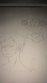 Random Sketches 4