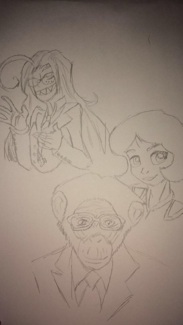 Random Sketches 5