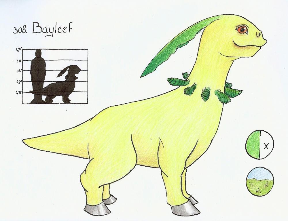 Bayleef Evolution Pokemon Bayleef Evolution