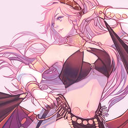 FEH: Performing Olivia by faithom