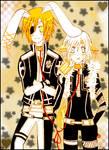 Usagi-kun x Inu-chan ::DGM::