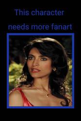Solange Dimitrios Needs More Fanart
