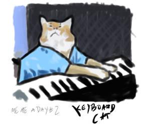 Meme A Day: Keyboard Cat
