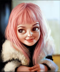 Mischievous smile~ by Iruuse